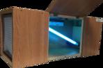 Wentylator do gołębnika z lampą UV