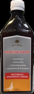 Leśna Dolina Magnesium 500ml