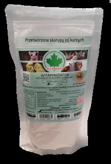 ALVANAEKO Witaminizator Naturalny Suplement Wapniowy 300 g - mączka