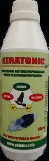 PATRON KERATONIC LIQUID ODŻYWKA NA WYPIERZENIE  L-Carnityn 500 ml