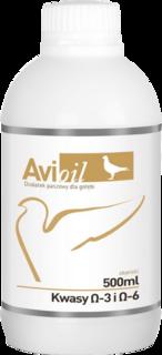 AVIMEDICA AVIOLI 500 ml Kwasy Ω-3, Ω-6  i lecytyna