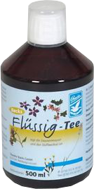 Backs Flüssig - Tee 500 ml