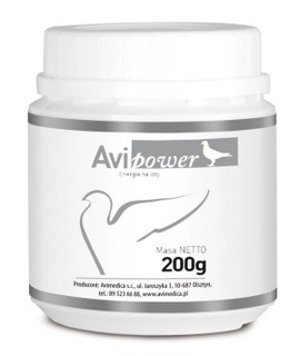 AVIMEDICA AviPower 200g – Energia na loty
