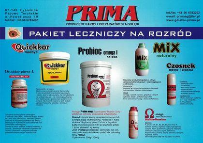 PRIMA Pakiet na rozród