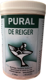 DE REIGER PURAL 600g