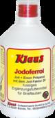 KLAUS Jodoferrol 500ml