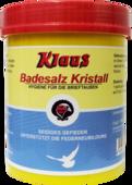 KLAUS Badesalz Kristall 750g