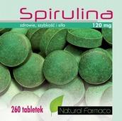 HAP LABS Spirulina 260 tabletek