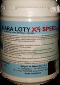 BELGICA DE WEERD SIARA LOTY X4 SPEED prędkość 250g