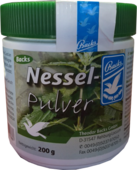 BACKS Nessel - Pulver 200g