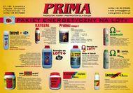 PRIMA Pakiet energetyczny na loty - GRATIS!! + 250g Siary Turbo Na Loty